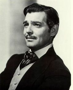 """""""Who is your literary boyfriend?"""" My result: """"Rhett Butler"""" You want a boyfriend who is all man: tall, dark, handsome and ready to sweep you off your feet. Rhett Butler would be just the guy for you! -Sounds good to me! Hollywood Men, Old Hollywood Stars, Hollywood Icons, Golden Age Of Hollywood, Hollywood Actresses, Classic Hollywood, Actors & Actresses, Rhett Butler, Clark Gable"""