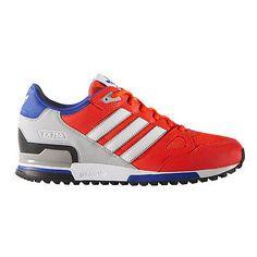 adidas ZX 750 M Sneaker Herren Schuhe Sportschuhe Originals Rot Turnschuhe NEU