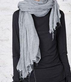 black, grey