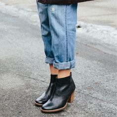 NOTICED: THE OH-SO-CAREFULLY CUFFED JEAN Posted on February 4, 2014 by Madewell