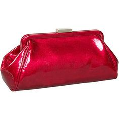 Candy Apple Red :)    Soapbox Bags Monaco Evening Clutch - Clutch