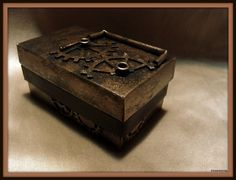 Steampunk box 01