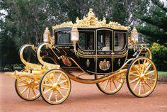 Royal Coach, England