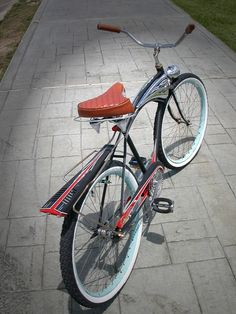Rat Rod Vintage Bike