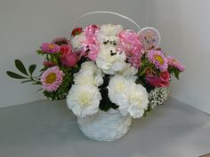 Animal Flower Arrangements. This is Blooms Pooch