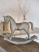 Aged Rocking Horse