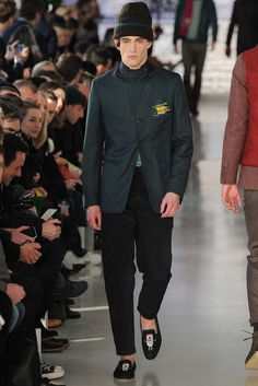 Fall 2015 Menswear  Richard James  http://www.style.com/slideshows/fashion-shows/fall-2015-menswear/richard-james/collection/7