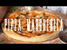 "Pizza Margherita de ""Comer, Rezar, Amar"" 