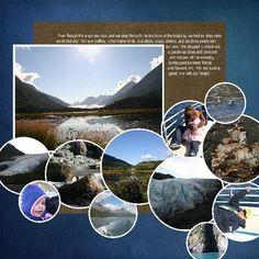 Alaskan Cruise (page 2) | Digital Scrapbooking at Scrapbook Flair