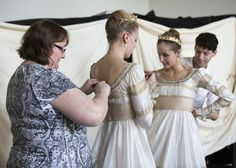 These 'Swan Lake' Costumes for Boston Ballet Are Classically Elegant