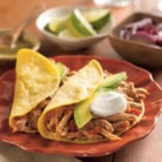 Art #recipe #food #cooking Pulled Pork Tacos food-and-drink