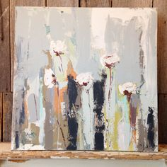 As a writer, you deepen your characters as you go, adding layers. As an artist, I do the same thing. 30x30