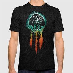 Dream Catcher (the rustic magic) T-shirt
