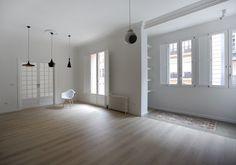 Reforma de vivienda en Ensanche-Centro de Valencia. Arquitecta: Sonia Rayos.