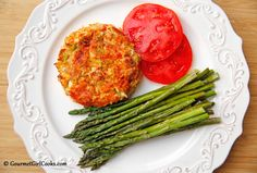 Gourmet Girl Cooks: Chicken Salad Burgers - Two Low Carb Summer Favorites Rolled Into One