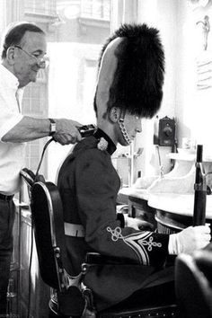 Wednesday afternoon special for Cone Heads at Joe's Barbershop.