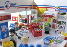 Shuttle Shop grocery store   by Jemppu M