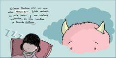 Guía imprescindible de monstruos para superar nuestros miedos #libros #cuentos