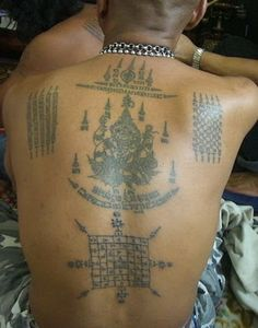1000 images about sak yant on pinterest sak yant tattoo yantra tattoo and thai tattoo. Black Bedroom Furniture Sets. Home Design Ideas