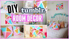 DIY Tumblr Room Decor for Summer   Easy + Inexpensive Tumblr Inspired Room Diys!