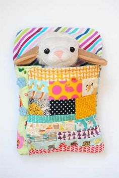 All of Our Softie Posts! Six Weeks of LOVE for Softies | Sew Mama Sew | Outstanding sewing, quilting, and needlework tutorials since 2005.