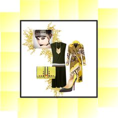 Designer Clothes, Shoes & Bags for Women Yellow, My Love, Polyvore, Design, Women, Woman