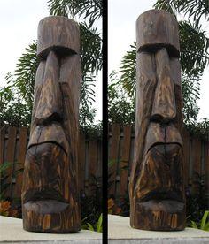 Cypress Moai by tflounder.deviantart.com on @DeviantArt