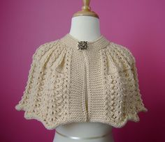 Bridal Ivory Dove feather capelet | Flickr - Photo Sharing!