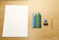 How to Blend With Prismacolor Pencils: 8 Steps (with Pictures)