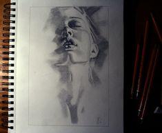 Woman_sketch by Miro Zgabaj sketchbook https://www.facebook.com/pages/Miroslav-Zgabaj-Drawing-Painting/114161501988357?ref=aymt_homepage_panel