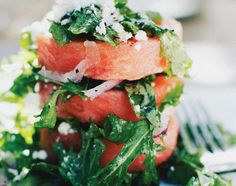 1000+ images about Stacked Food on Pinterest | Crabs, Tuna ...
