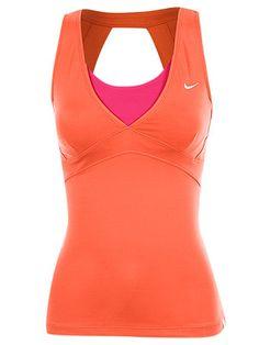 Nike Women's Summer Smash Classic Tank via Tennis Warehouse Tennis Tops, Nike Tennis, Weight Loss Rewards, Nike Wear, Tennis Warehouse, Fitness Inspiration, Nike Women, Athletic Tank Tops, Celebrity Style