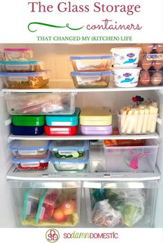 Want to ditch your plastic food storage containers Learn how to