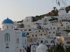 chora - ios island Taj Mahal, Ios, Greece, Building, Places, Travel, Image, Greece Country, Viajes