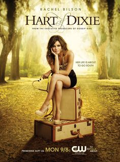 "Just added  The Season 1 of ""Hart of Dixie"" to my Watchlist"