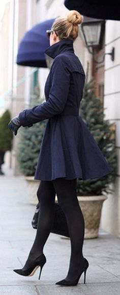 Want this trench coat!!! Best Street Fashion Clothing for Women 2015 - MomsMags Fashion