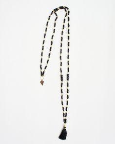 The Long Tassel Necklace by JewelMint.com, $68.00