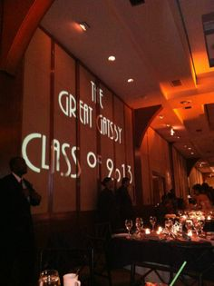 The Great Gatsby Prom 2013