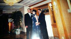 Sept.15,2000 @ Ray+Toni Wedding  Ray Me Zeik...♡♡♡♡