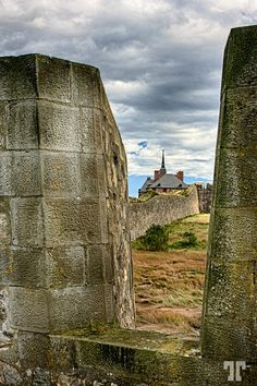 Fortress of Louisburg, Nova Scotia,Canada