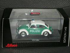 Schuco VW Käfer 8-er Set 1:87