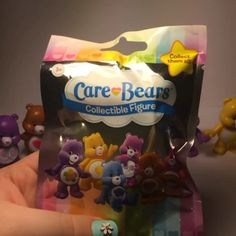 "Care Bear figure from Just Plays Care Bears blind bags! Available at Walmart, Target & Toys""R""Us!"
