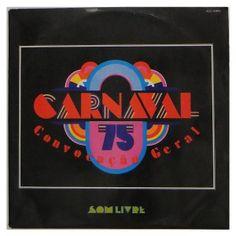#Carnaval #75 – Convocação Geral - #vinil #vinilrecords #temas