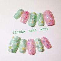 flicka_nailのネイルデザイン|ネイルブック