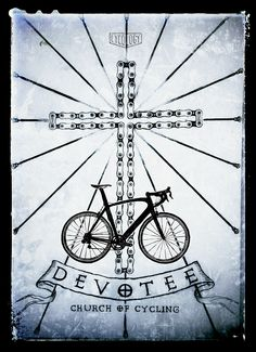 Devotee. Church of Cycology. :) Pencil on paper drawing.