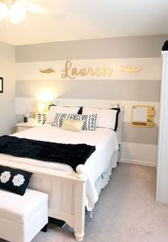 125 Most Inspirational Teen Girl Bedroom You Need To Know 909