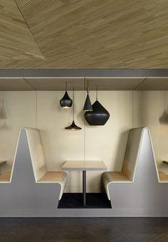 Drees Sommer Headquarters, Stoccarda, Germany, Ippolito Fleitz Group Identity Architects