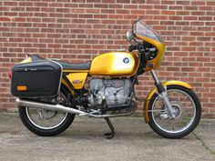 1975 BMW Motorcycles R 90 S
