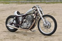 Yamaha SR400 No.5 by Motor Rock