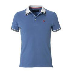 Ferrari Shop - Abbigliamento e merchandising Camisa Polo, Polo T Shirts, Ss 15, Ferrari, Polo Ralph Lauren, Stylish, Sports, Mens Tops, Motorcycles